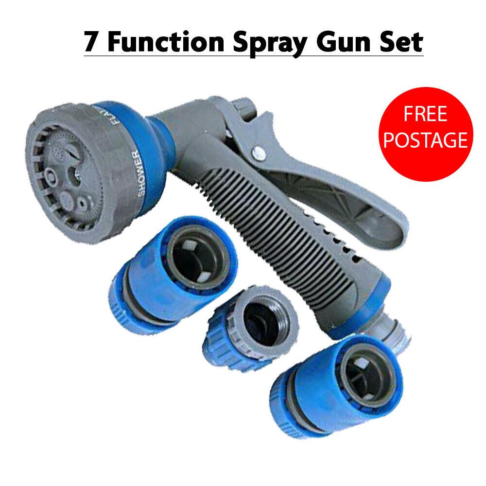 Garden Hose Connector Or Spray Gun Water Sprayer Or Pipe Fittings Accessory