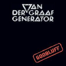 Van Der Graaf Generator Godbluff CD+Bonus Tracks NEW SEALED 2005 Remastered