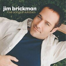 Love Songs and Lullabies by Jim Brickman (CD, Aug-2002, Windham Hill Records)