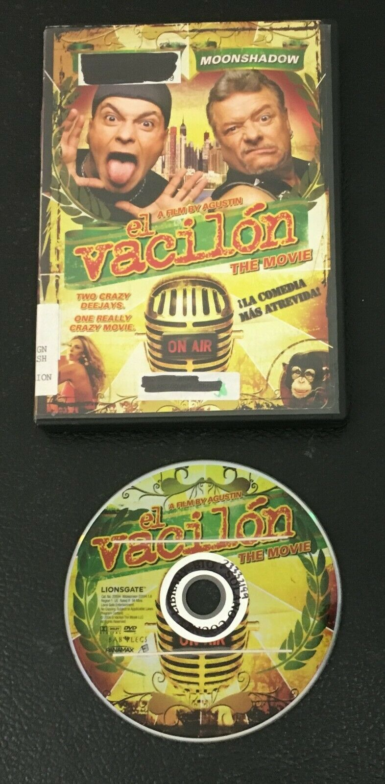 watch el vacilon the movie online free