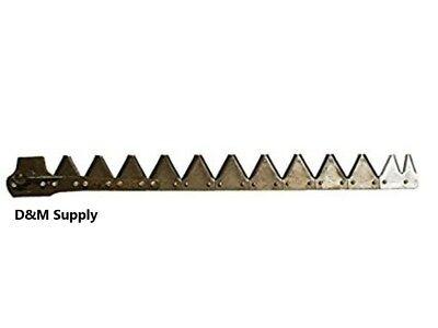 Sickle blade assembly fits John Deere 11 37 38 39 5 8 9 - 7 ft blade   eBay