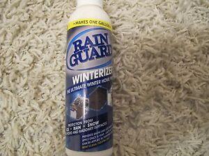 Rainguard Winterizer Snow & Ice Repellent Barrier Concrete Brick Wood to 200 sq'