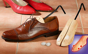 Schuhdehner-Herren-42-43-44-45-Schuhspanner-Schuhe-Schuhleisten-Holz-Spanner