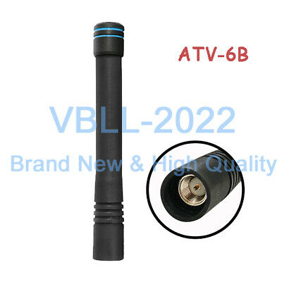 5X ATU-6A UHF Whip Antenna For VERTEX Standard VX-261 VX-264 VX-351 VX-824 Radio
