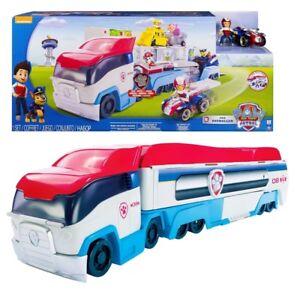 Truck-Paw-Patroller-Einsatz-Fahrzeug-mit-Sound-Paw-Patrol-Spiel-Set