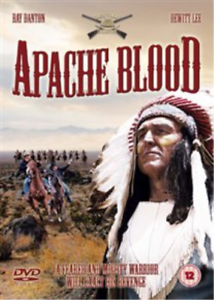 Ray-Danton-Dewitt-Lee-Apache-Blood-UK-IMPORT-DVD-NEW