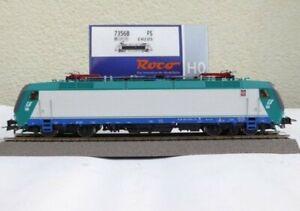 Roco-73568-Elektrolokomotive-Serie-E-412-015-der-FS-Italien-Epoche-5-6-mit-DSS
