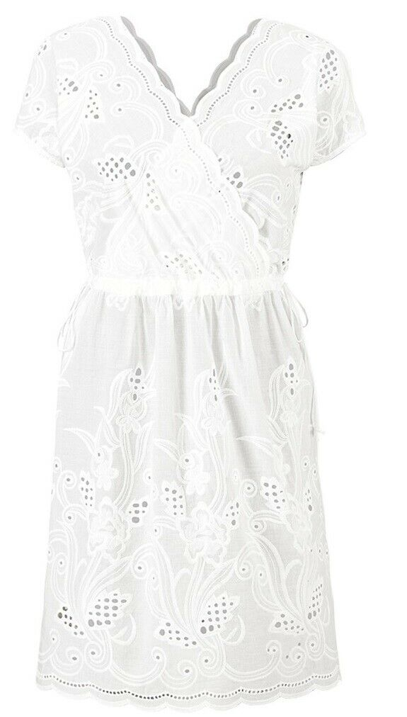 NEW Cabi 2019 Spring  Eyelet Cover-Up Dress , Flash Deal, Free Shipping