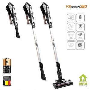 Turbotronic-Vacuum-Cleaner-Multi-Cyclone-Vertical-without-Bag-Drum-360-Black