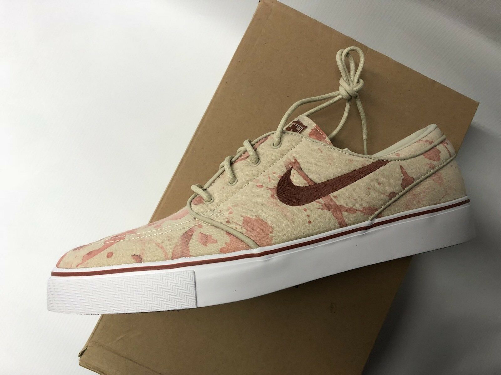 Nike SB Janoski Wino Wine Blood Splatter Size 10.5 NEW