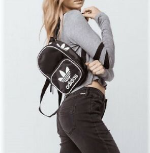 ab33399e841 NEW ADIDAS ORIGINALS TREFOIL    MINI    COMPACT BACKPACK BAG  CK5078 ...