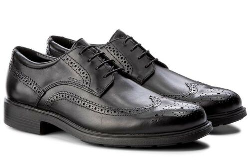Oxford Breathe Sneakers Leather U34r2b Dublin Englishwomen Geox hombre Calzado dR1cXzPzqw