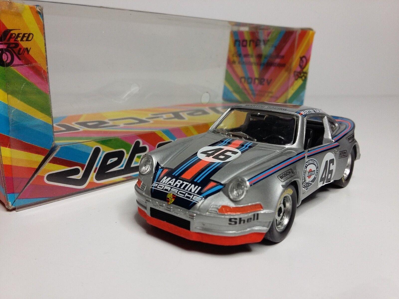 1 43 Norev 839 Porsche - 911 Carrera RSR Martini