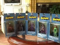 Batman Hush Series 1 Master Case Action Figures Huntress Poison Ivy Joker