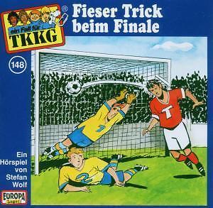 1 von 1 - TKKG 148. Fieser Trick beim Finale. CD (2006) Hörspiel - NEU&OVP