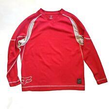Fox Racing Equilibrium L//S Long Sleeve Jersey Heather Fatigue