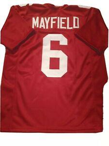 oklahoma sooners baker mayfield jersey