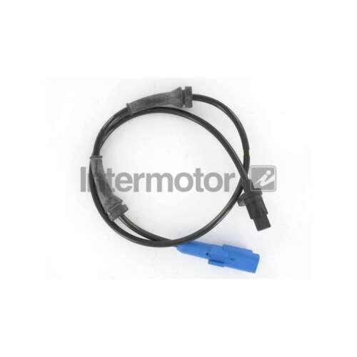 Fits Citroen DS3 Genuine Intermotor Rear ABS Sensor