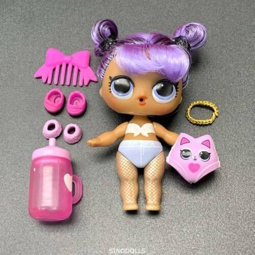 LOL Surprise Poupée Hairgoals Makeover Séries Splatters Unicorn jouet Cadeaux
