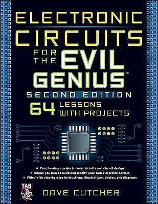 1 of 1 - Electronic Circuits for the Evil Genius 2/E-ExLibrary
