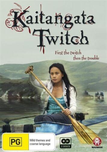 1 of 1 - Kaitangata Twitch -Australian Edition (DVD, 2012, 2-Disc Set)-REGION 4-free post