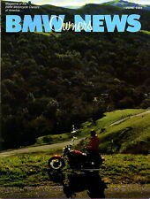 BMW Owners News magazine JUNE 1991 Motorcycle