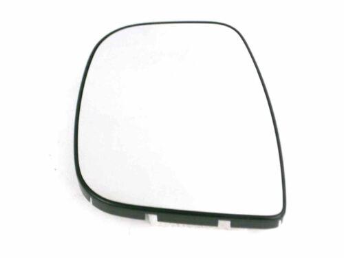 Left Hand Convex Door Wing Mirror Glass Replacement for Peugeot Expert 2016 on