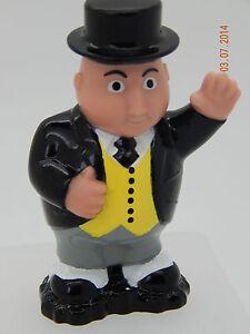 FAT CONTROLLER SIR TOPHAM HATT - Plastic figure! 7.5cm tall