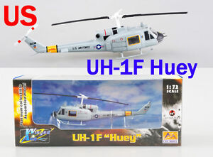 Easy-Model-1-72-US-UH-1F-Huey-Helicopter-Utility-Plastic-Model-36917