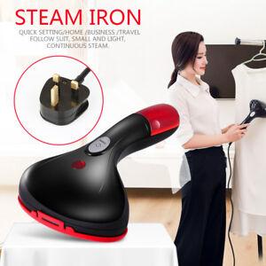 1500W-Travel-Handheld-Clothes-Steamer-Garment-Portable-Cloth-Steam-Heat-Iron