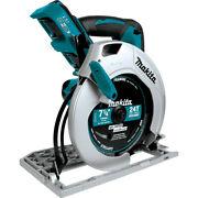 "Makita 18V X2 LXT 7-1/4"" Circular Saw (Tool Only) XSH01Z Certified Refurbished"