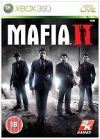 Mafia 2, Xbox 360,  Mafia II - Excellent - 1st Class Free Delivery