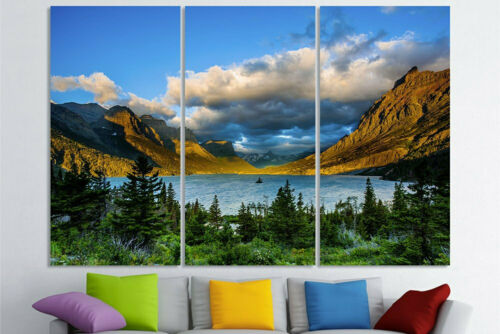 Wall Art Your Photo on Custom Canvas Gallery Wrapped Wooden Frame DECORARTS Gift