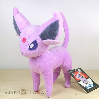 Pokemon Center Original Plush Espeon doll from Japan