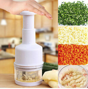 Kitchen-Pressing-Food-Chopper-Cutter-Slicer-Peeler-Dicer-Vegetable-Onion-Garlic