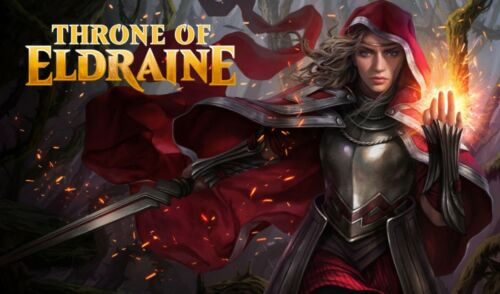 4x Common and Uncommon Sets ELD Throne of Eldraine MtG MasteringtheGame