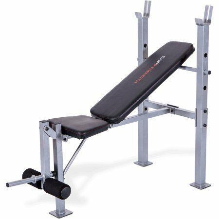 CAP Strength Standard Weight Bench W