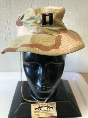 Military DCU Desert Camo Hat Hot Weather Large