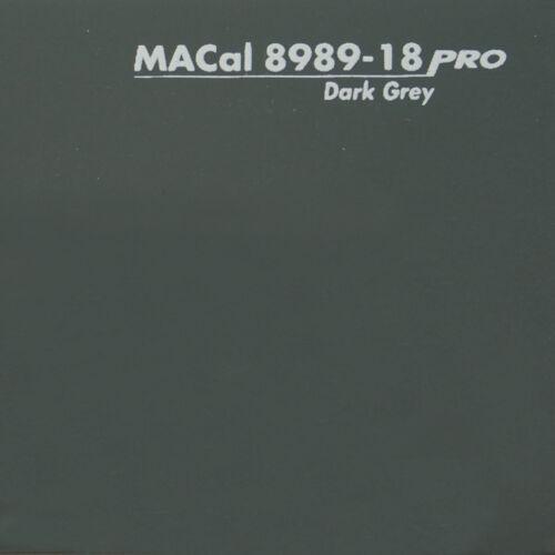 5,98 € //m 3 m Dekofolie dunkelgrau glänzend Klebefolie selbstklebend 61,5 cm
