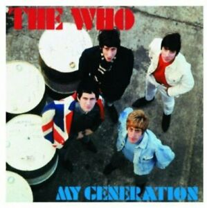 The-Who-My-Generation-CD
