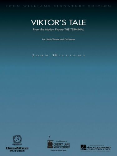 Viktor/'s Tale The Terminal Clarinet Piano Reduction John Williams 000841984