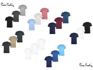 Lot-de-trois-tee-shirt-homme-de-marque-P-CARDIN-du-S-au-4XL