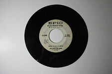 RARE RADIO: JOEY CARTER AND FRIENDS: What Else is New? / The Name Game - 45 - NM