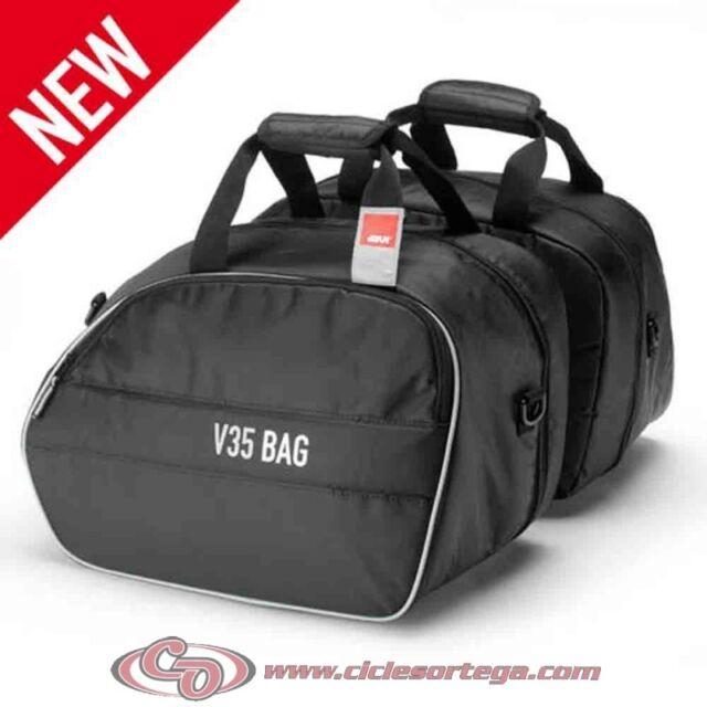 Juego de bolsas Interiores extraibles T443B para Baules V35 de Givi