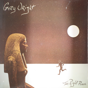 Details about GARY WRIGHT Right Place - BRAND NEW SEALED 1981 Vinyl LP  Record Pop Rock RARE