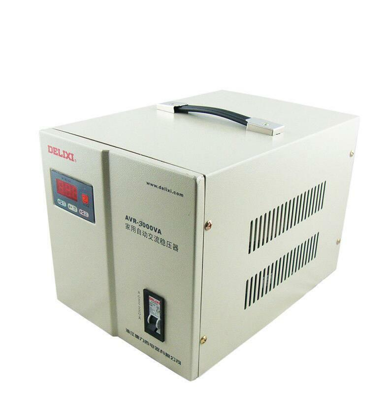 AVR-3000W Voltage stabilizer automatic Household TV PC Refri
