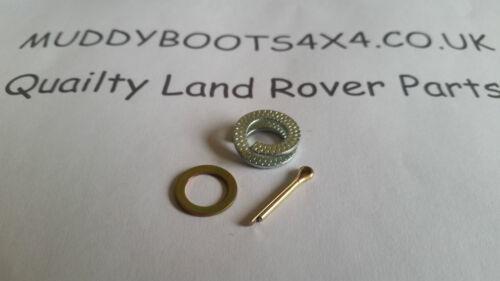 LAND Rover Defender Genuine COFANO rimanere COPIGLIA Spring /& Rondella 90 110 130