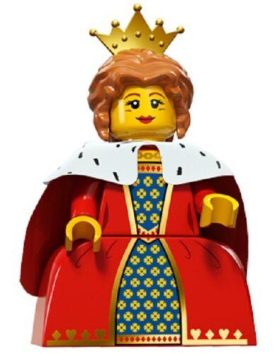 Lego QUEEN Collectible Minifigures Series 15 sealed 71011 CMF royal england