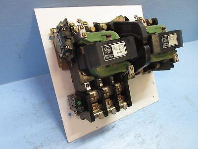 Square D 8810-SEO12 Size 3 2-Speed Reversing 5-Pole Starter 120V Coil Sz3 SE012