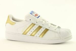 1d31b33718d4 Image is loading adidas-Superstar-B39400-Childrens-Trainers -Originals-SIZE-UK-
